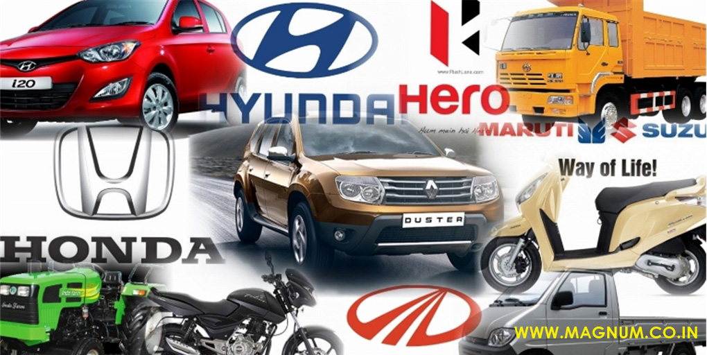 Automobile Industry-Top Players in INDIA
