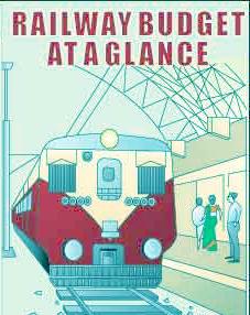 Railway Budget 2014 - 15